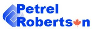 Petrel Robertson logo