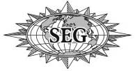 Society of Exploration Geophysicists Logo