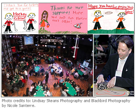 Absolute Imaging Sponsors Kids Up Front Poker Tournament